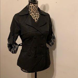 Trench jacket  size medium forever 21